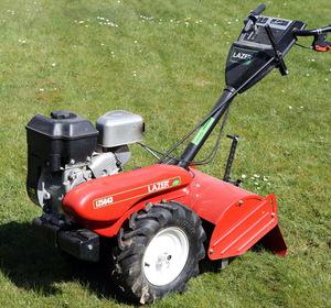 Passion Mécanique - Machine de jardinage